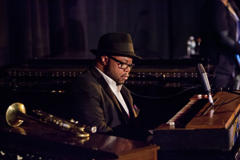 Nicholas Payton performs at the Minetta Lane Theatre as part of NYC Winter Jazzfest; Jan. 10, 2015