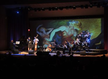 Review: Orrin Evans and the Captain Black Big Band at the Met