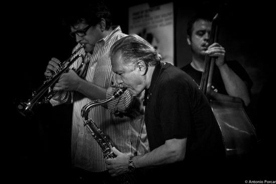 Jerry Bergonzi, Valencia, Spain, 2014 image 0