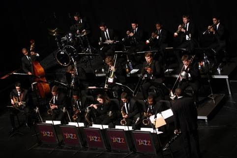 The Juilliard Jazz Orchestra in 2015