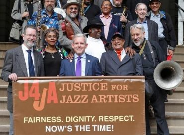 The NYC-Based Justice for Jazz Artists Campaign