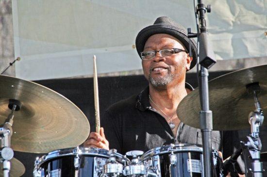 Lewis Nash, Newport Jazz Festival 2013 image 0