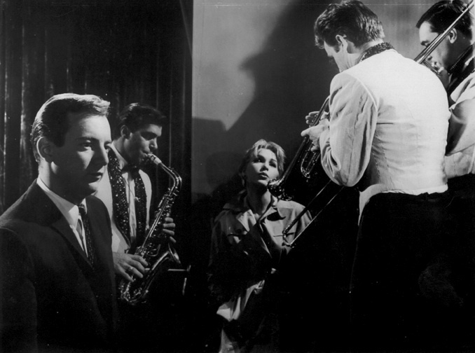 """A still from """"Too Late Blues"""""""
