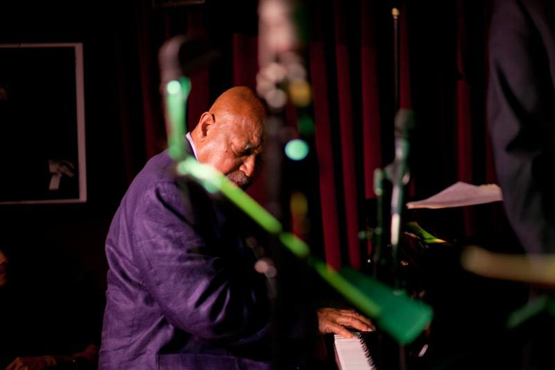 Kenny Barron at the Village Vanguard in 2013