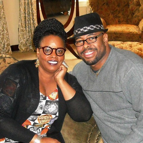 Dianne Reeves and Christian McBride, hosts at the 2015 American Pianists Association Jazz Fellowship competition