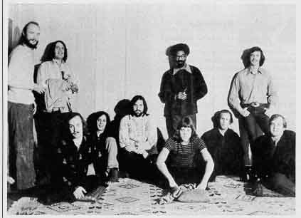 Blood, Sweat and Tears circa 1972. Lew Soloff is third from left