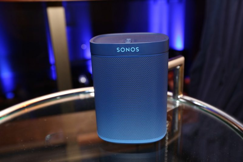 Sonos' Blue Note Play:1