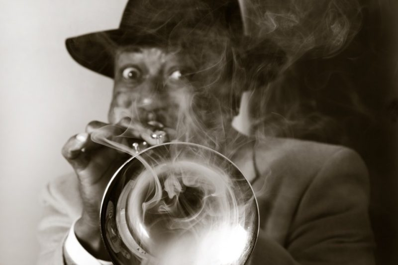 Kermit Ruffins in Brooklyn