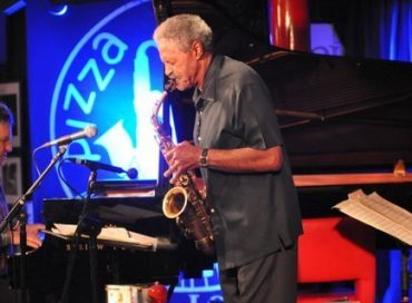 Photos: Charles McPherson at Pizza Express in London