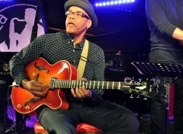 Photos: Ed Cherry Quartet at Pizza Express in London