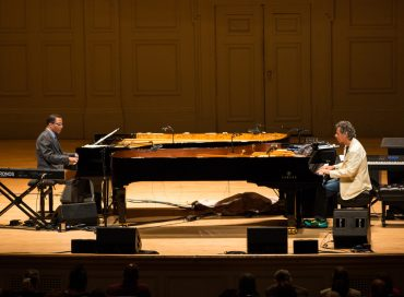A Boston Jazz Weekend, Part Two