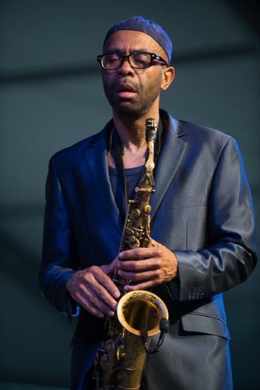 Kenny Garrett, New Orleans Jazz & Heritage Festival, April 2015