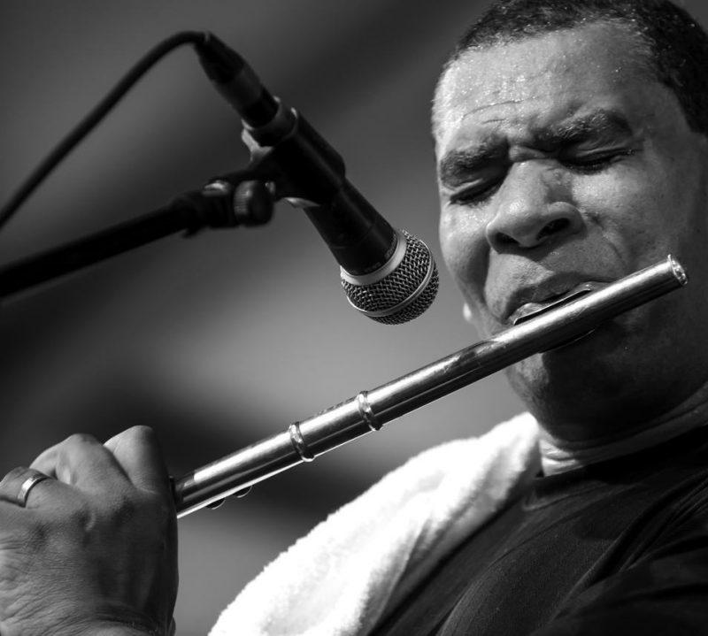 Kent Jordan, New Orleans Jazz & Heritage Festival, April 2015
