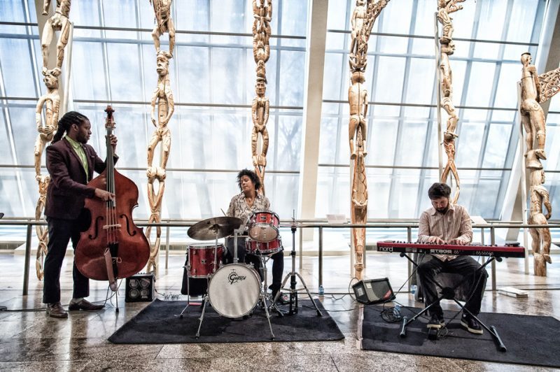 Kimberly Thompson Trio, Jazz & Colors: The Full Spectrum Edition at The Metropolitan Museum of Art, NYC 4-15