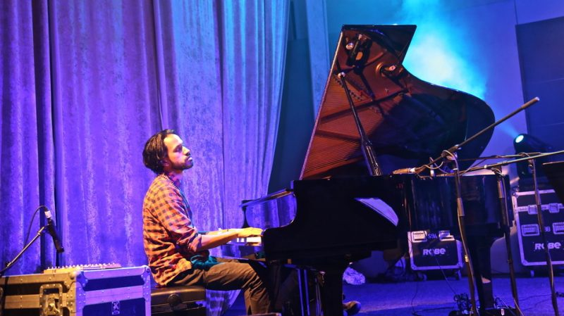 Kyle Shepherd at the 2015 Cape Town International Jazz Festival