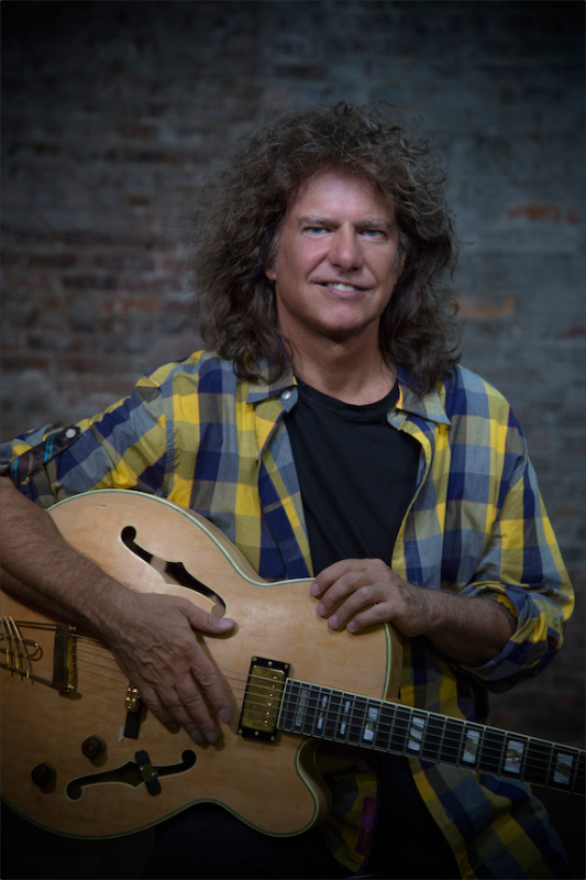 Pat Metheny (photo by Jimmy and Dena Katz)