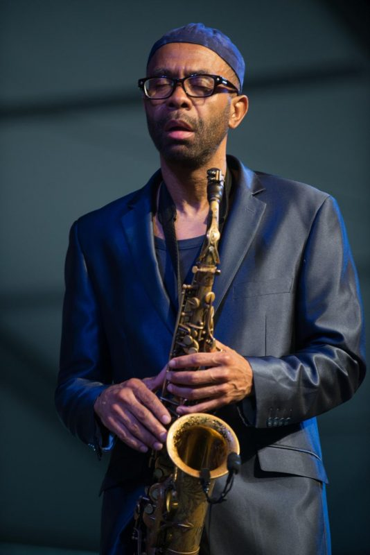 Kenny Garrett, New Orleans Jazz & Heritage Festival, April 2015