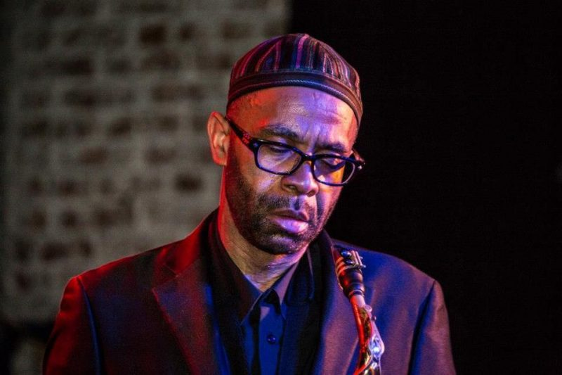 Kenny Garrett, Art of Cool Fest, Durham, NC 4-15