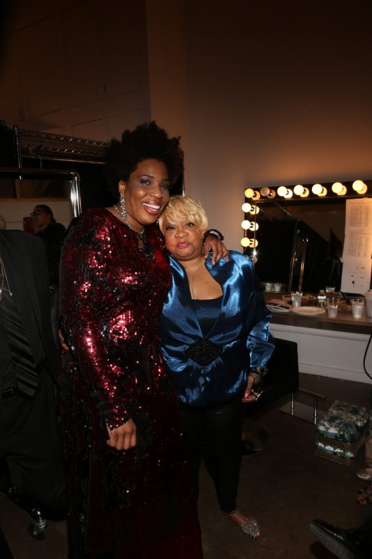 Macy Gray And Sweet Georgia Brown 24th Annual Jazz Loft Party Nyc May