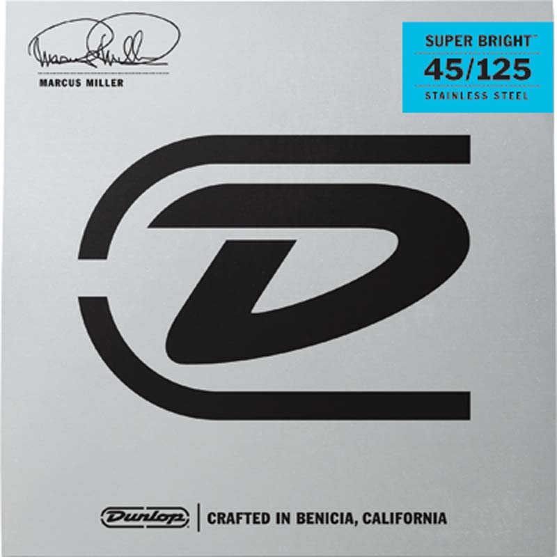 Dunlop Marcus Miller Signature Strings