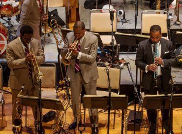 Photos: Wynton Marsalis & The Jazz at Lincoln Center Orchestra