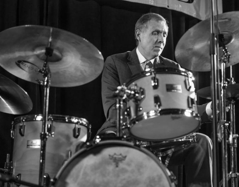Chuck Redd from the North Carolina Jazz Festival
