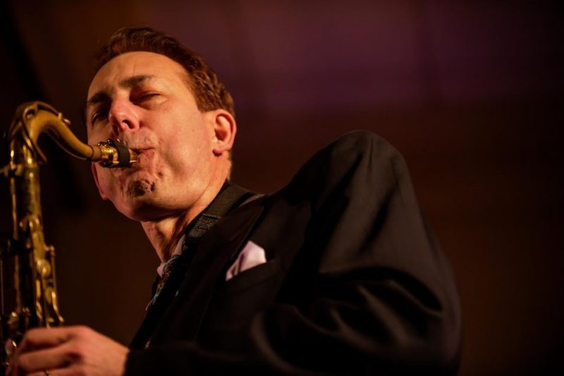 Dan Levinson from the North Carolina Jazz Festival
