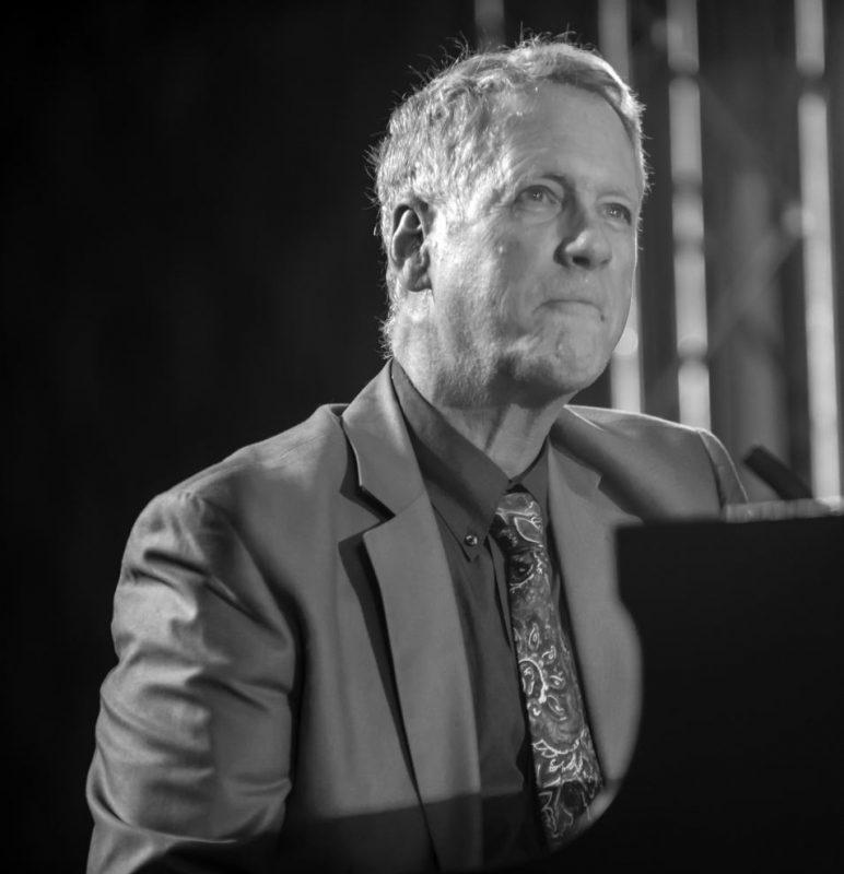 Mark Shane from the North Carolina Jazz Festival