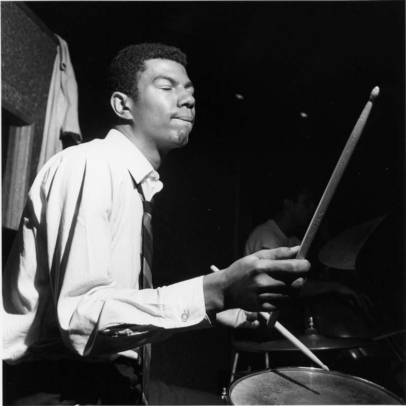 Jack DeJohnette in 1965