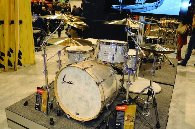 Sonor Vintage drum series