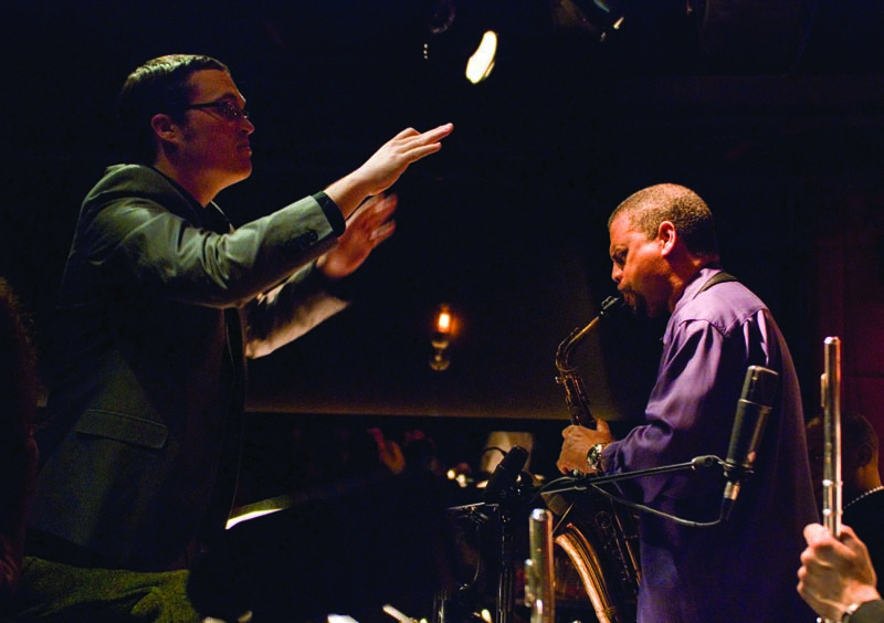 Steve Wilson with the Gil Evans Project