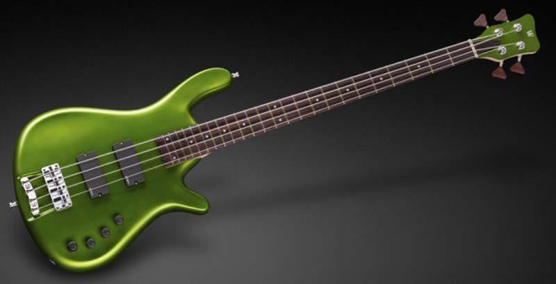 Warwick's Stu Hamm signature bass