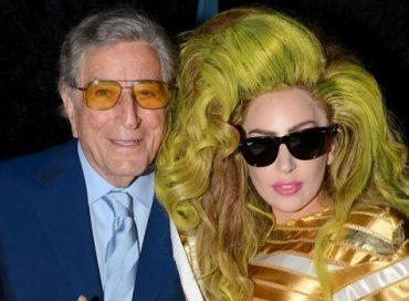 Concert: Tony Bennett and Lady Gaga at Radio City Music Hall