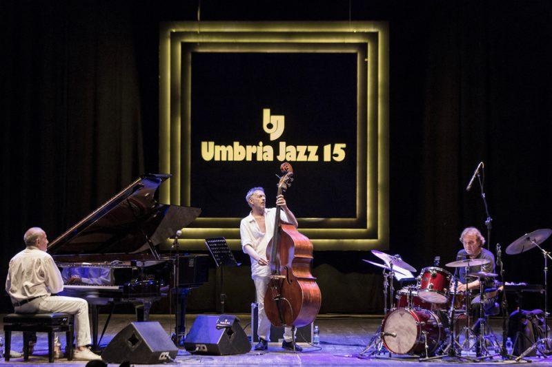 Danilo Rea, Massimo Moriconi, Tullio De Piscopo, Umbria Jazz Festival 2015