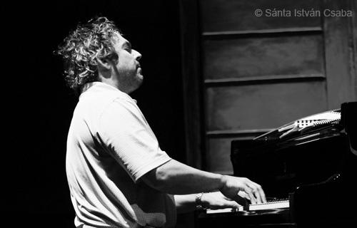 Joey Calderazzo, Monfort In Jazz Festival, Italy July 2015