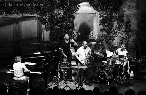 Branford Marsalis Quartet, Monfort In Jazz Festival, Italy July 2015