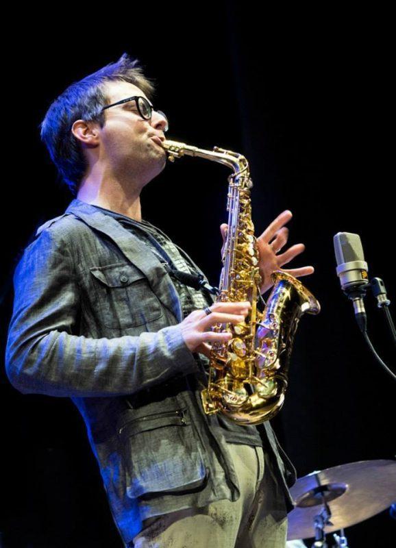 Mattia Cigalini, Umbria Jazz Festival 2015