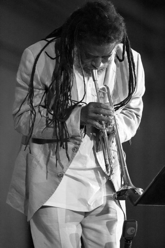 Wadada Leo Smith, Vision Festival, NYC, 2015