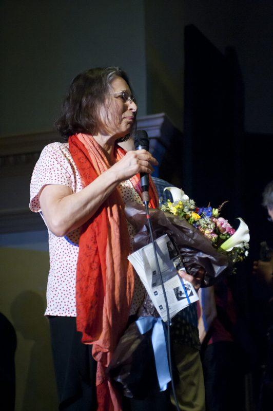 Patricia Nicholson Parker, Vision Festival, NYC 2015