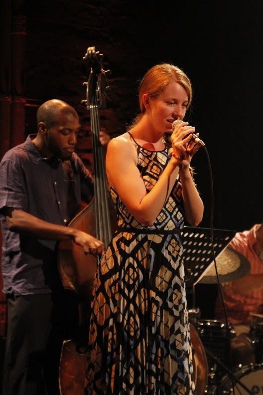 Emma Frank, Montreal Jazz Festival 2015