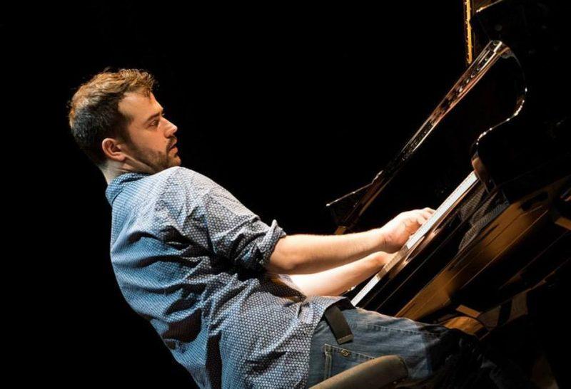 Giovanni Guidi, Umbria Jazz Festival 2015