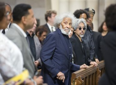 Special Report: Ornette Coleman's Funeral in NYC