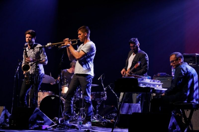 Kneebody, Montreal Jazz Festival 2015