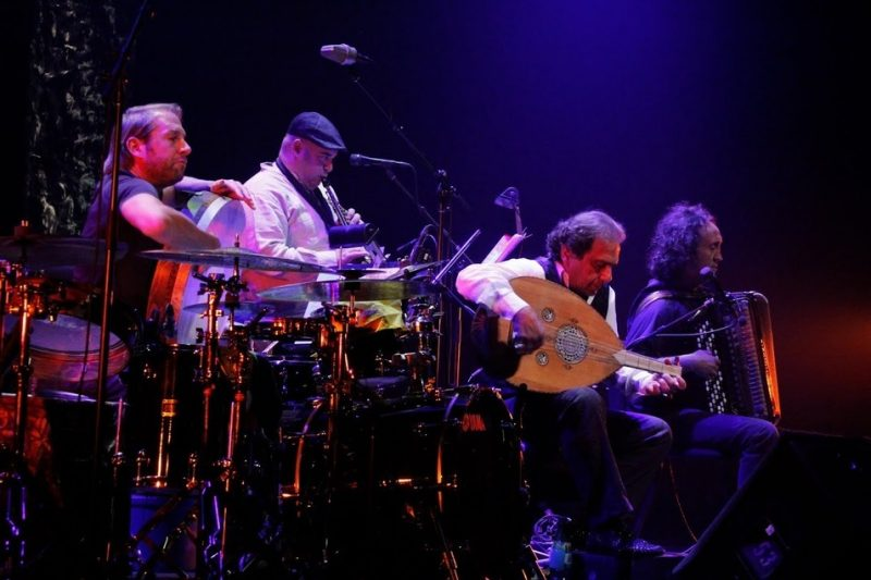 Rabih Abou-Khalil, Montreal Jazz Festival 2015