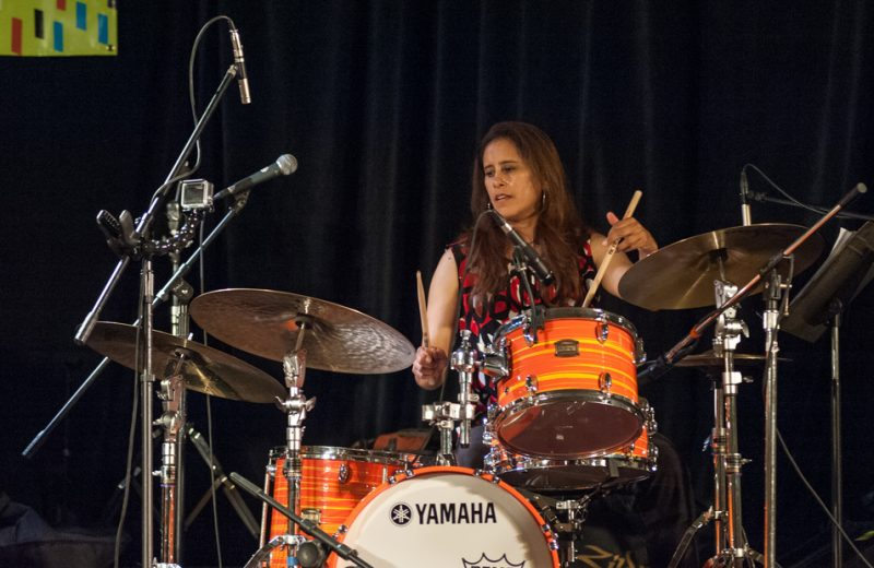 Sylvia Cuenca, San Jose Jazz Summer Fest 2015
