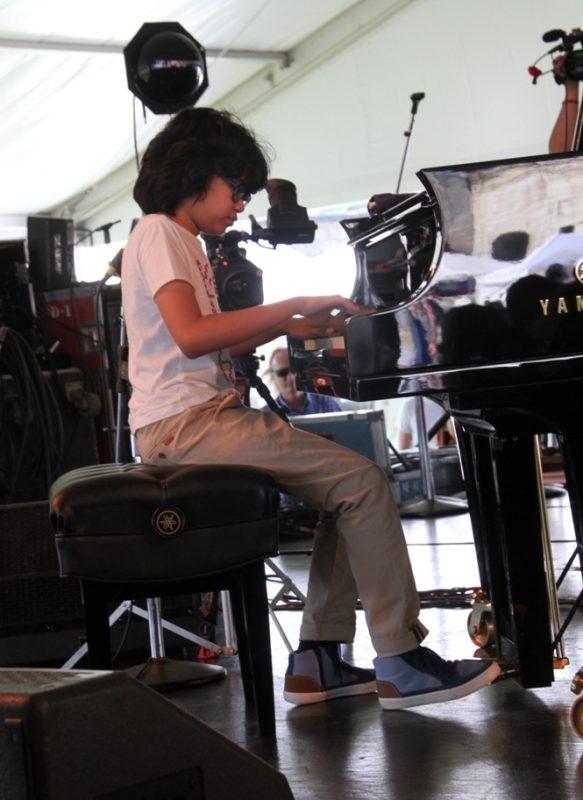 Joey Alexander, Newport Jazz Festival 2015