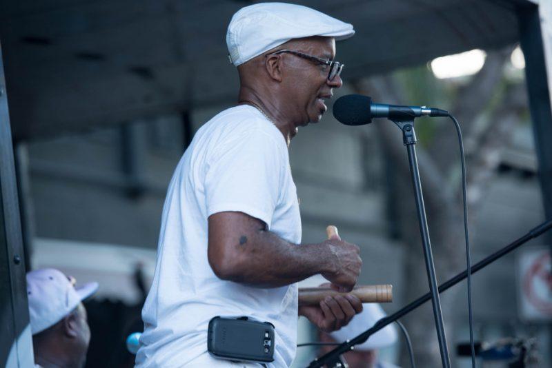 Jesus Diaz, San Jose Jazz Summer Fest 2015