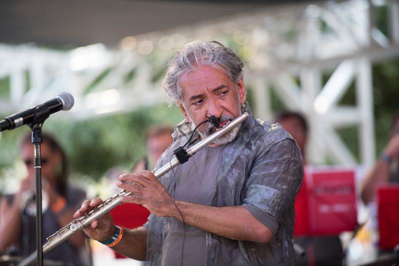 Letieres Leite, San Jose Jazz Summer Fest 2015
