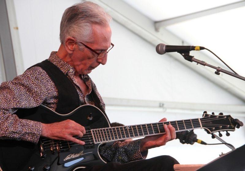 Pat Martino, Newport Jazz Festival 2015