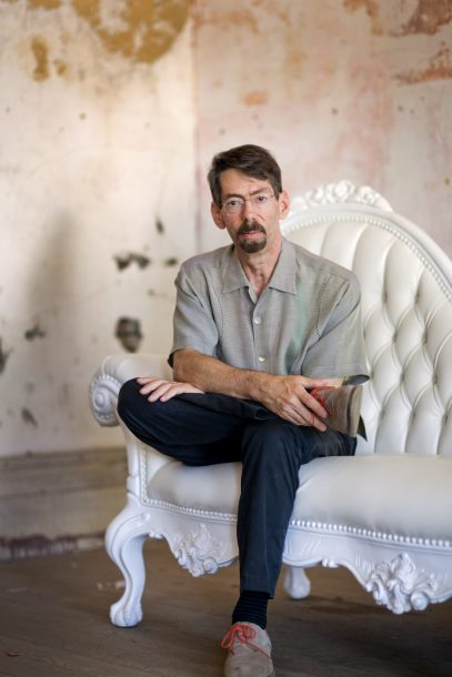 Fred Hersch at the 2015 Newport Jazz Festival